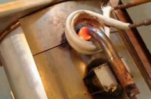 铜管弯头钎焊