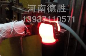 高频淬火机对工件淬火