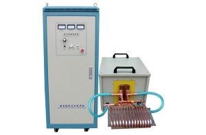 中频加热炉对于长杆轴零件进行淬火处理的优势