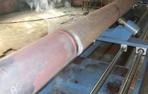 砼泵管内壁超音频感应加热设备突出特点有哪些?