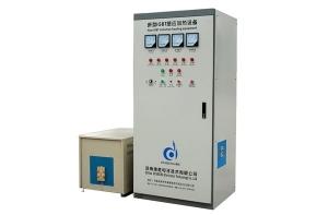 中频感应加热炉使用时是怎么加料的
