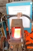 板簧座中频淬火设备优势及淬火应用